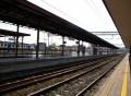 Veduta di paesaggi nel Comune di  Asti (AT) - Stazione ferroviaria di Asti. L'immagine fa parte dell'Atlante dei Paesaggi  astigiani e monferrini, realizzato per una più ampia conoscenza ed efficace salvaguardia del patrimonio paesaggistico del territorio piemontese.