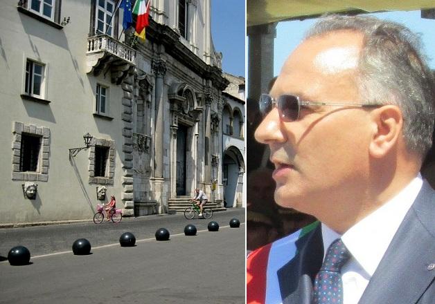 Capua Antropoli sindaco