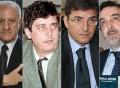 Nella foto De Luca, Facchi, Cosentino e Ardituro