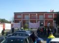 Spazzini grazzanise protesta