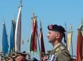 CAPUA Il col G. Di Serafino, comandante 17 Rav ACQUI 060516
