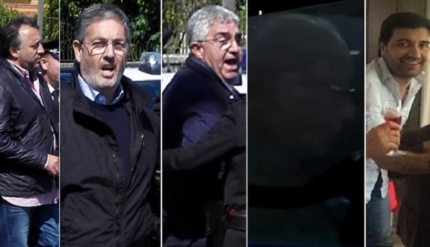 arresti natale madonna zagaria parente