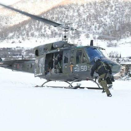 elicottero 9° Stormo