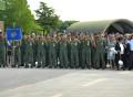 Il 21° Gruppo all'interno dello schieramento