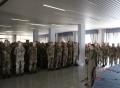 4 - Il Generale Farina incontra il personale del 17 RAV