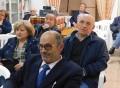 GRAZZANISE Anziani partecipanti ad un incontro sulla salute