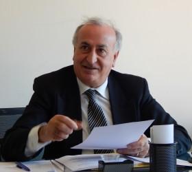 Il chirurgo vascolare dr Vito Gravante