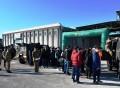 5 - Momento visita mostra statica - Mezzi dell'Esercito