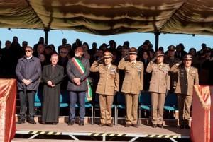 Foto 5 - Autorità presenti alla cerimonia