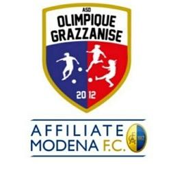 logo olimpique grazzanise
