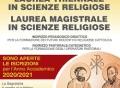 ISSR AREA CASERTANA - Locandina 2020-2021