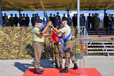 2. Passaggio della Bandiera di Guerra
